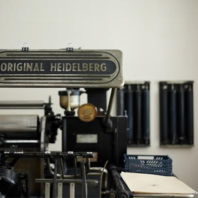 河内屋の印刷